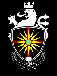 Macedonian Lion and Sun - Shield - Makedonski Lav
