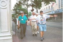 Dixieland Region members 2005