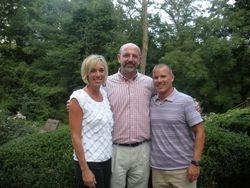 Kristie, Dr. Licht, and Ron