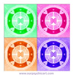 The Universe is LOVE - Mandala 4