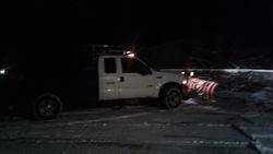 Night Plowing