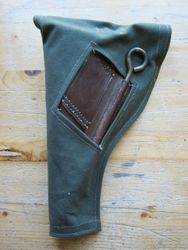 Rear view for the 03 pattern holster £20