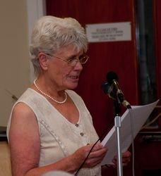 Janey Higgins' special poem!