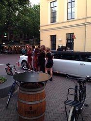 Chrysler Limousine tuxedo