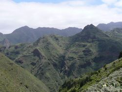 North Tenerife mountains