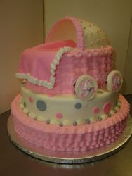 50 serving baby carriage $6/serving