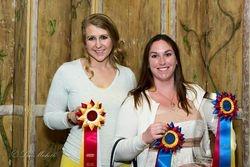 Emily & Laura Win the Grand Prix