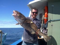 corky is a big cod