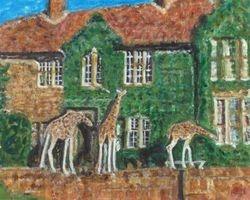 Giraffe Manor - Nairobi, Africa