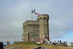 Tower at Signal Hill, Saint John's