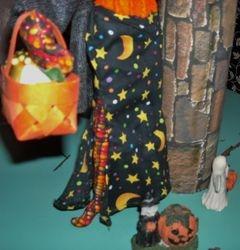 Pumpkin Woman