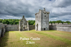 Pallas Castle, Co.Galway.