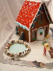 Gingerbread Chalet