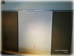 Sliding door track repair & Alignment