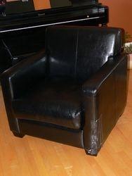 Club Chair-  Before