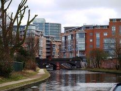 Entering Birmingham