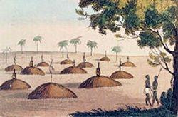 1821 Seereer graveyard
