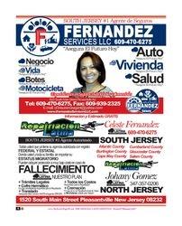 FERNANDEZ SERVICES LLC