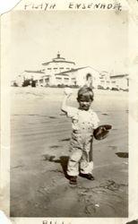 4 yrs old in Rosarito