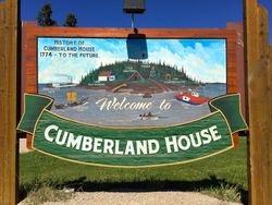 Cumberland House Sign