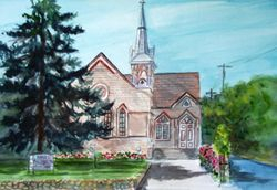 The Village Church (Horizontal)