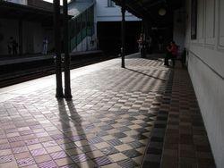 Schönbrunn U bahn station