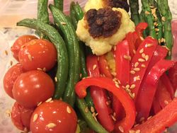 Garden Veggie Paella