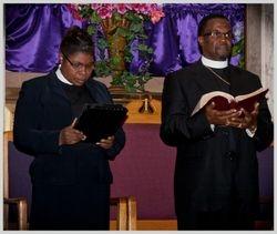 Bishop Dr. Cecil & Pastor Delores Mullings