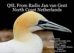 Radio Jan Van Gent
