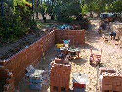 Wall brickwork 1