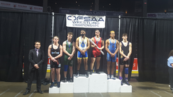 Ismail Ayyoub - 1st place at OFSAA 2018