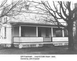 Lloyd and Ethel (Stone) Hearn Home