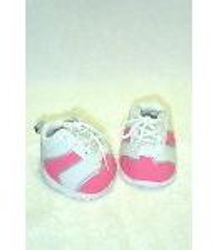 Pink and White Running Shoes ($5.00)