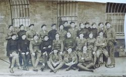 "Group photo of the ""Depot"" Company"