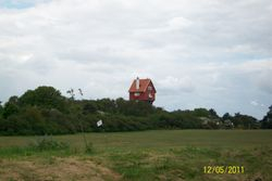 Thorpeness - The House in the Clouds