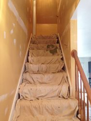 The Stairwell Before