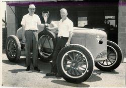1924 Chevrolet 168 mpg