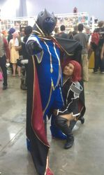 Lelouch and Friend