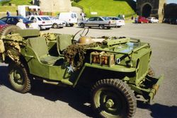 1944 Willys Jeep  The final resault
