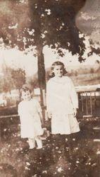 Helen and Harriet Garner