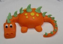 Gumpaste Dinosaur
