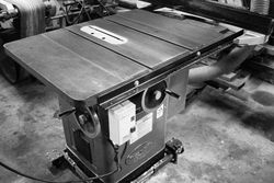 """Import 10"""" Cabinet Saw"""