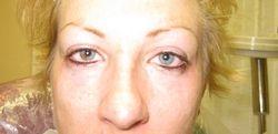 Lower Eyeliner After
