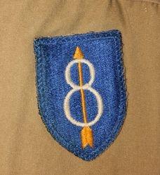 8th Infantry.
