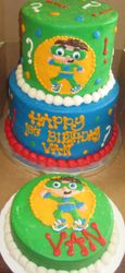 Super Why 1st Birthday