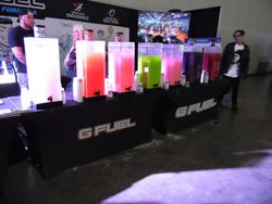 GFuel Booth