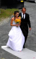 Hammond Wedding - September, 2012