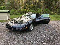 18. 92 C4 Corvette