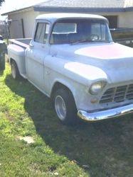 33. 55 Chevy pickup.