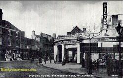 Willenhall, Staffs.